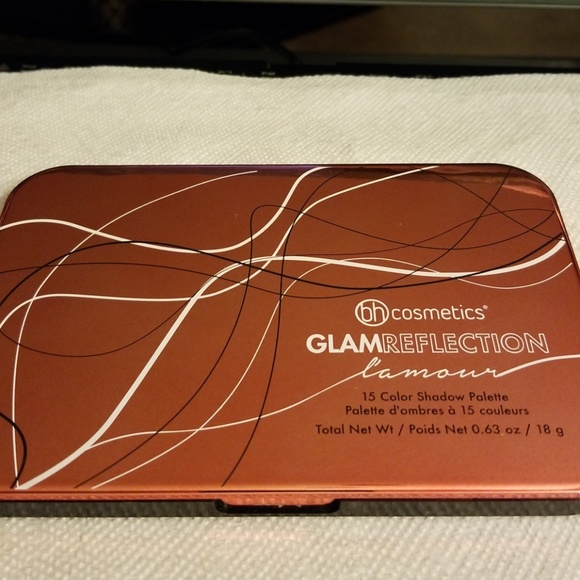 Bh Cosmetics Glam Reflections L Amour Palette